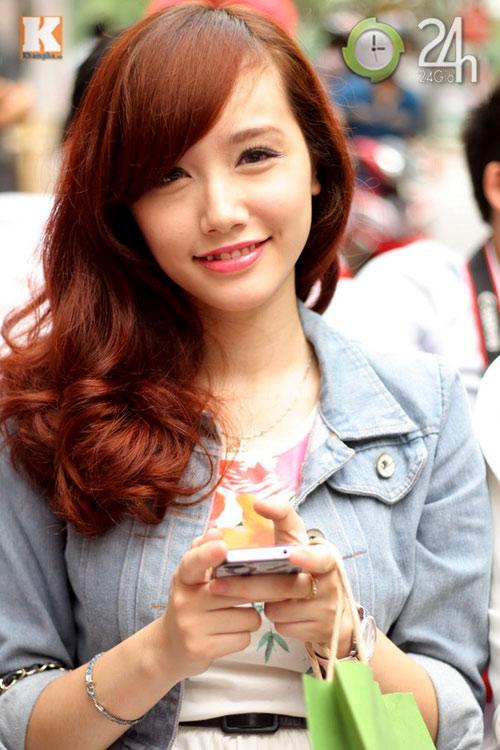 Hot girl Hà thành hội ngộ khoe nhan sắc - 15