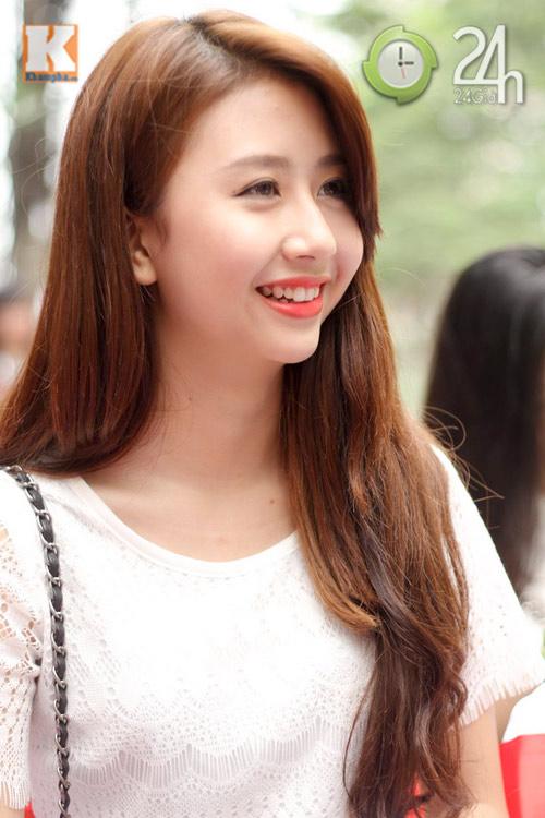 Hot girl Hà thành hội ngộ khoe nhan sắc - 5