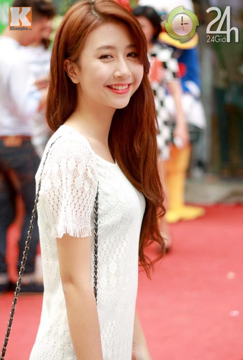 Hot girl Hà thành hội ngộ khoe nhan sắc - 4