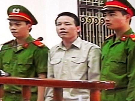 Tuyên án ông Đoàn Văn Vươn - 2