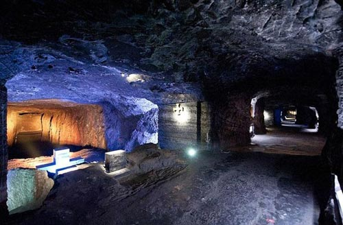 Độc nhất vô nhị nhà thờ trong mỏ muối - 3