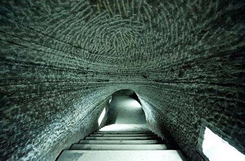 Độc nhất vô nhị nhà thờ trong mỏ muối - 4