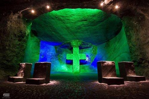 Độc nhất vô nhị nhà thờ trong mỏ muối - 5