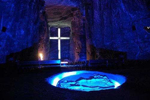 Độc nhất vô nhị nhà thờ trong mỏ muối - 6