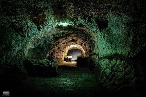 Độc nhất vô nhị nhà thờ trong mỏ muối - 9