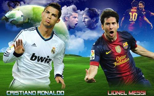 Vua phá lưới C1: Song mã Ronaldo - Messi - 2