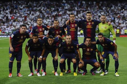 Trung vệ Barca: Cần phải cách mạng - 2