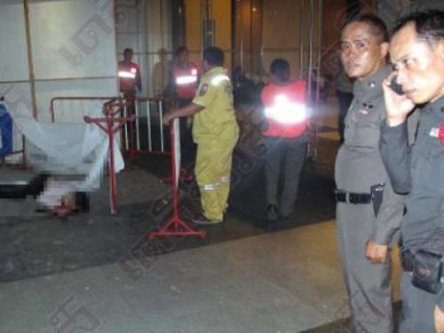 """Thái Lan: Tự tử vì bạn gái từ chối """"quan hệ"""" - 1"""