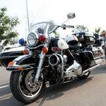 Ô tô - Xe máy - Độc dược Harley Police độ sidecar tại Việt Nam