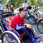 Ca nhạc - MTV - Eun Hyuk ngồi xích lô đi dạo cố đô Huế