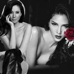 Thời trang - 4 người mẫu chăm chỉ khỏa thân của Vbiz