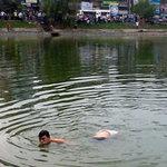 Tin tức trong ngày - Sự thật cô gái tự tử ở hồ ĐH Y… không ai cứu