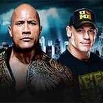 Thể thao - The Rock – Cena: Trận đấu huyền thoại (WrestleMania 29)