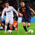 Bóng đá - Vua phá lưới C1: Song mã Ronaldo - Messi