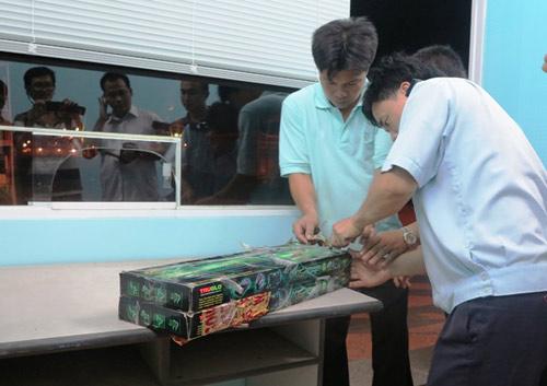 """Bắt kho súng, đạn """"khủng"""" từ Indonesia về VN - 2"""