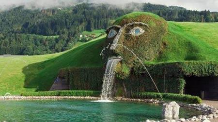 Tham quan đài phun nước khắp thế giới - 1