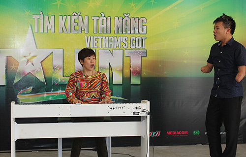 "VN'S Got Talent: Cuộc đua ""tử thần"" - 3"