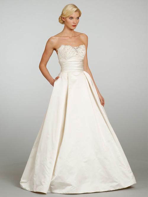 Đầm cưới tôn vòng eo đẹp cho cô dâu - 8