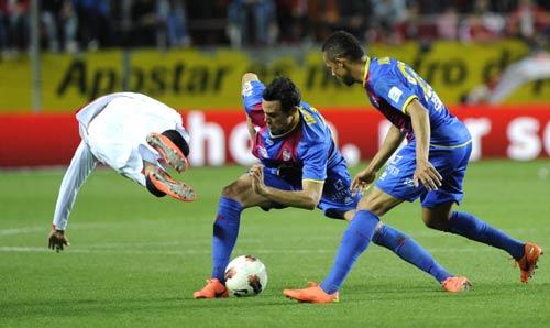 Real – Levante: Trên đà hưng phấn - 2