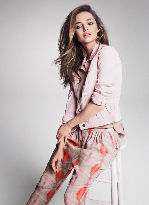 Học Miranda Kerr quyến rũ ngày hè - 10