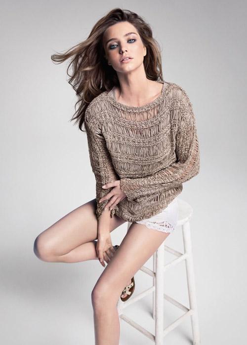Học Miranda Kerr quyến rũ ngày hè - 12