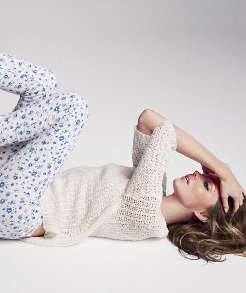 Học Miranda Kerr quyến rũ ngày hè - 5