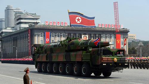 Tên lửa Triều Tiên bắn xa đến đâu? - 1