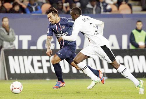 Rennes - PSG: Nỗi ám ảnh - 1