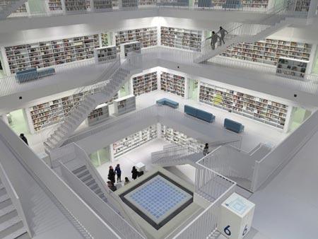 Chiêm ngưỡng bảy thư viện đẹp nhất hành tinh - 6
