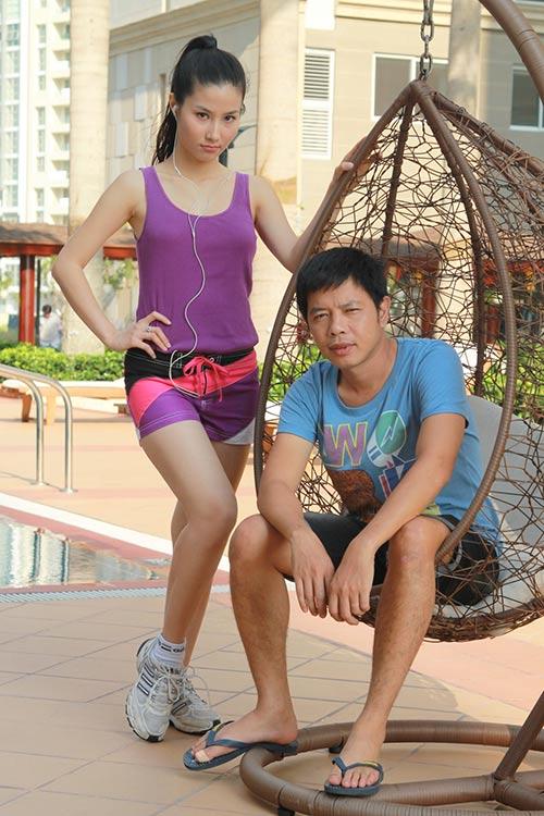 Thái Hòa, Huy Khánh lại vướng tình tay 3 - 9