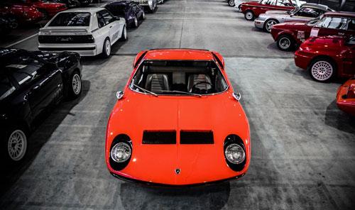 Garage ô tô ấn tượng nhất thế giới - 1