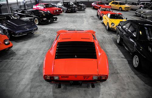 Garage ô tô ấn tượng nhất thế giới - 2