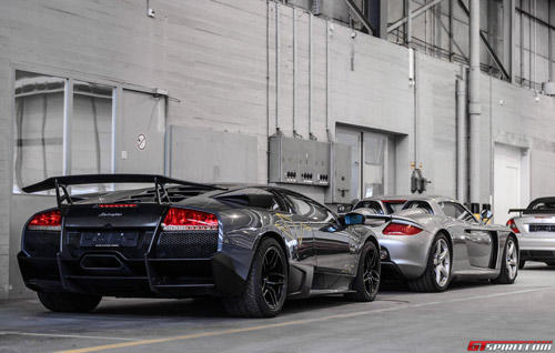 Garage ô tô ấn tượng nhất thế giới - 5