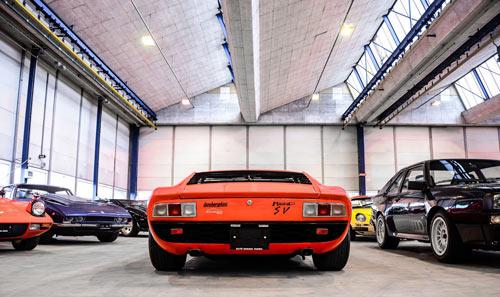Garage ô tô ấn tượng nhất thế giới - 7