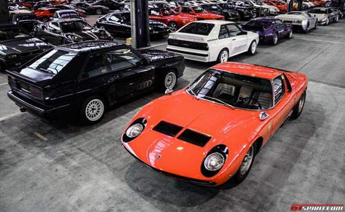 Garage ô tô ấn tượng nhất thế giới - 8