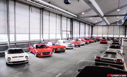 Garage ô tô ấn tượng nhất thế giới - 9