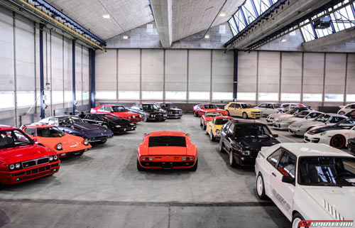 Garage ô tô ấn tượng nhất thế giới - 10