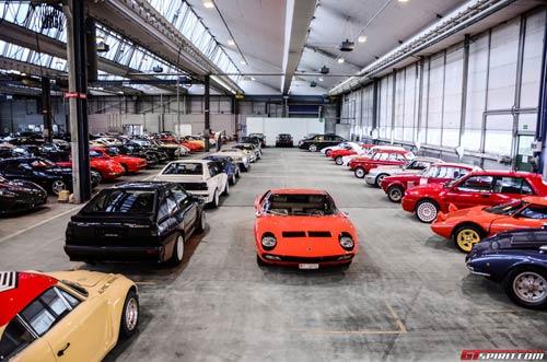 Garage ô tô ấn tượng nhất thế giới - 11