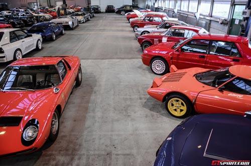 Garage ô tô ấn tượng nhất thế giới - 12