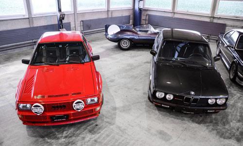 Garage ô tô ấn tượng nhất thế giới - 13