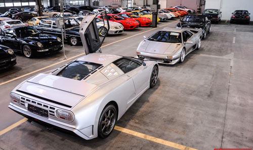Garage ô tô ấn tượng nhất thế giới - 14