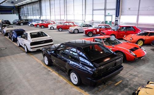 Garage ô tô ấn tượng nhất thế giới - 15