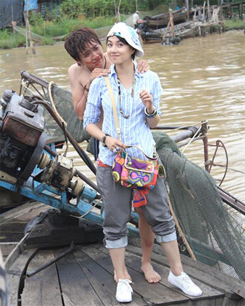 """Khoảnh khắc """"tẽn tò"""" của mỹ nam Việt - 3"""