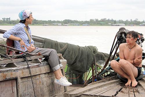 """Khoảnh khắc """"tẽn tò"""" của mỹ nam Việt - 5"""