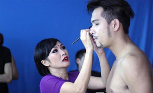 """Khoảnh khắc """"tẽn tò"""" của mỹ nam Việt - 10"""