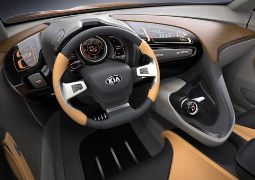 Kia Cross GT Concept: Nghênh chiến xe sang - 2