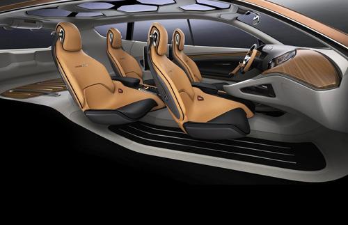 Kia Cross GT Concept: Nghênh chiến xe sang - 6