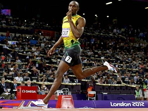 Usain Bolt kiếm 16 tỷ đồng chưa đầy nửa phút - 2