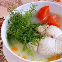 Canh cá thu nấu mẻ kích thích vị giác