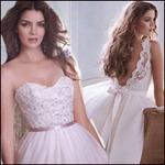 Thời trang - Đầm cưới tôn vòng eo đẹp cho cô dâu